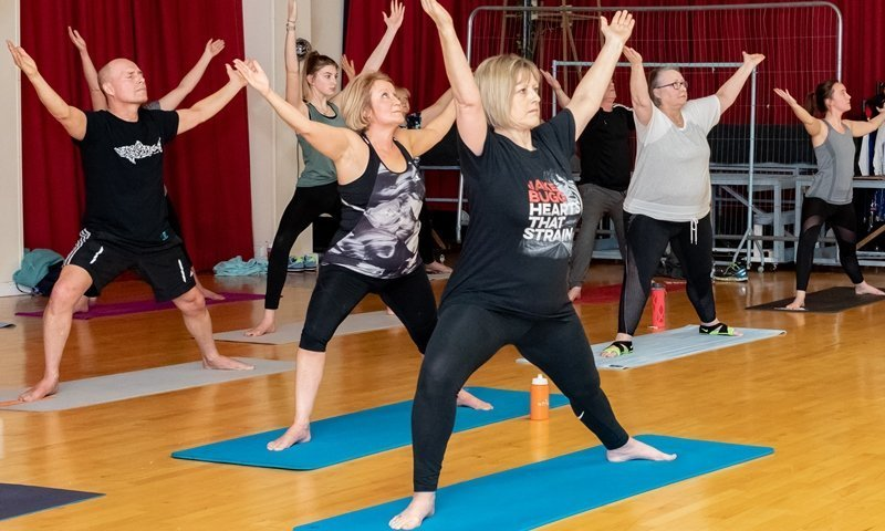 Body Balance at Yateley Health & Fitness