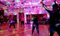 Clubbercise classes at Yateley Health & Fitness