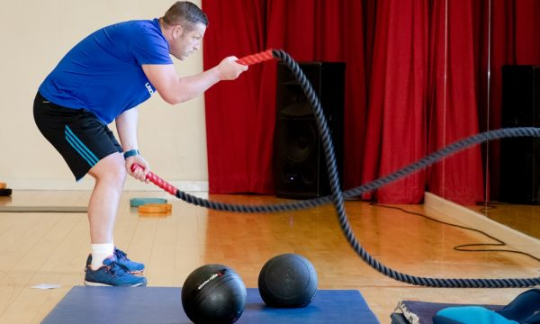 Power Circuits at Yateley Health & Fitness