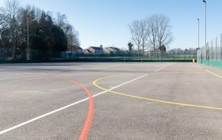 Yateley Health & Fitness Courts