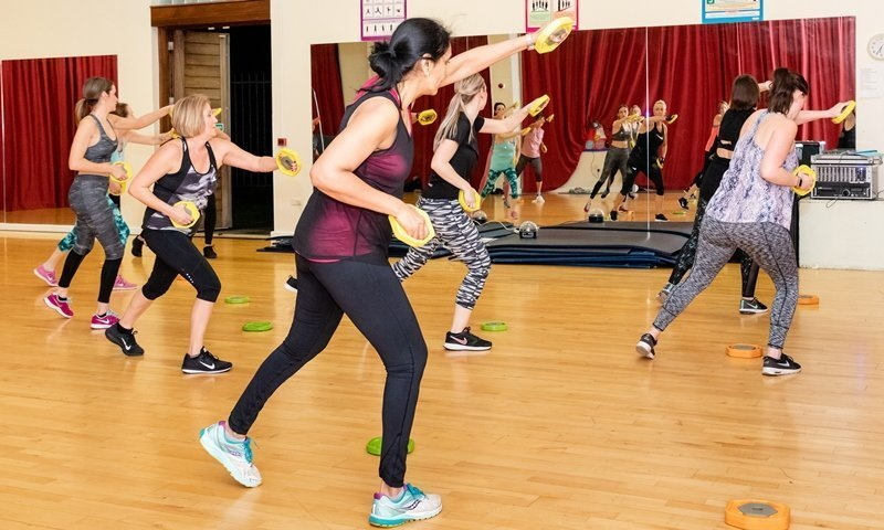 Yateley Health & Fitness Total Tone Class